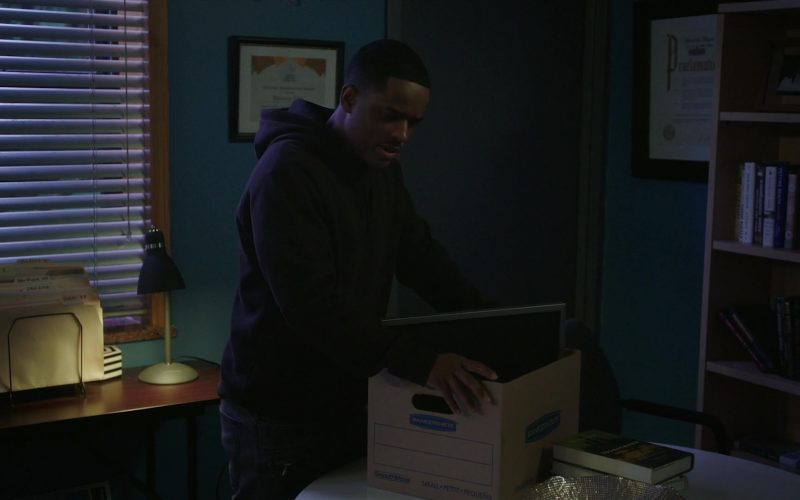 Bankers Box in Power Season 6 Episode 14 (2020)