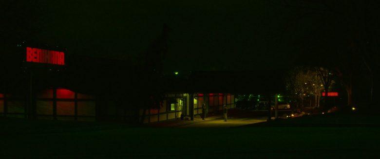 Benihana Restaurant in Dark Waters (2)
