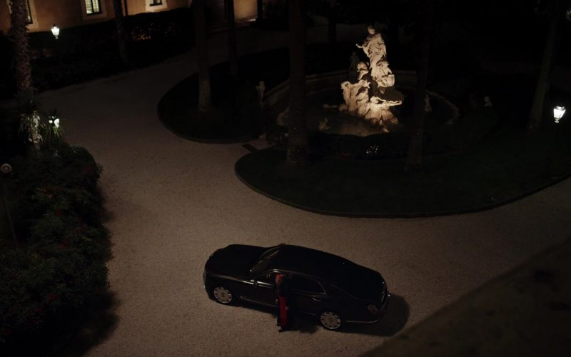 Bentley Mulsanne Car in The New Pope Season 1 Episode 4 (2)