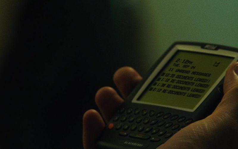 Blackberry Mobile Phone in Dark Waters (2019)