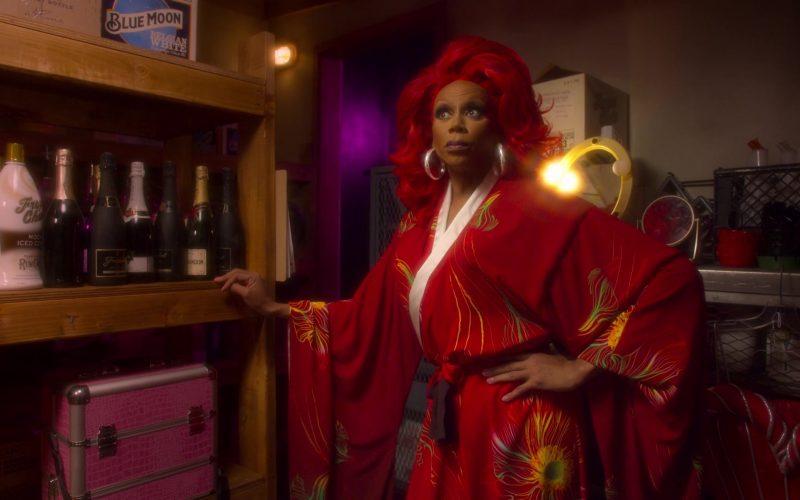 Blue Moon Beer and Freixenet Sparkling Wine in AJ and the Queen Season 1 Episode 5 Mt. Juliet (2020)