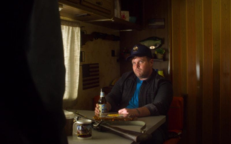 Blue Moon Beer in AJ and the Queen Season 1 Episode 6 Little Rock (2020)