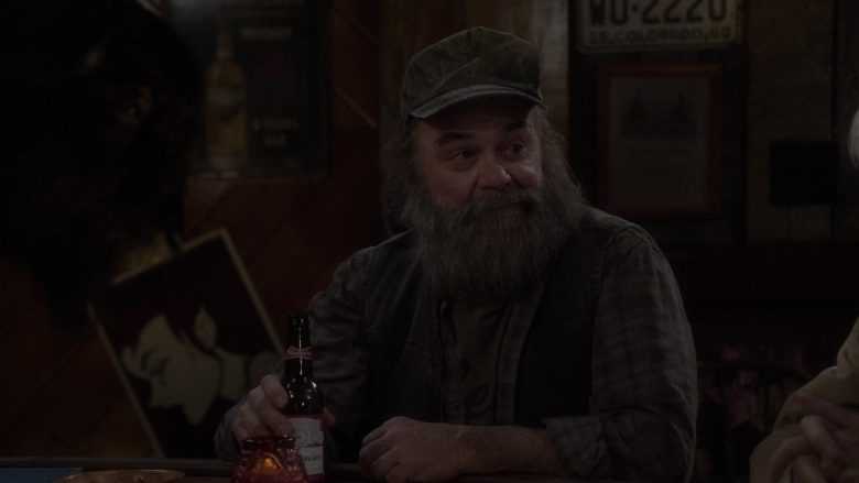 Budweiser Beer Bottle in The Ranch Season 4 Episode 12 (2020)