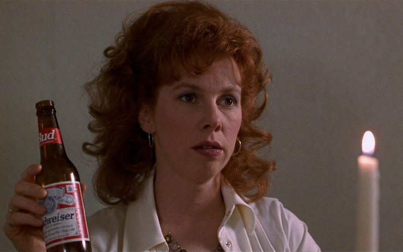Budweiser Beer Enjoyed by Siobhan Fallon as Lainie in Fools Rush In (1)