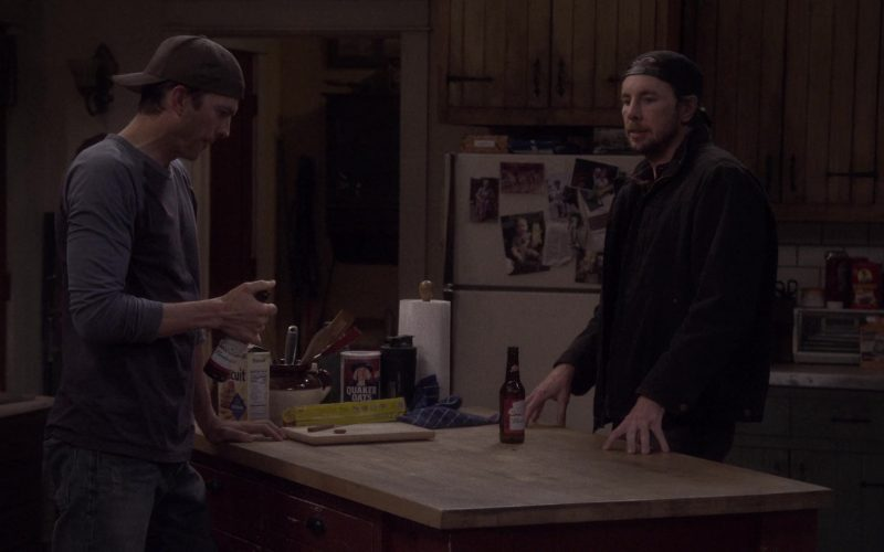 Budweiser Beer, Triscuit, Quaker Oats in The Ranch Season 4 Episode 18 (1)