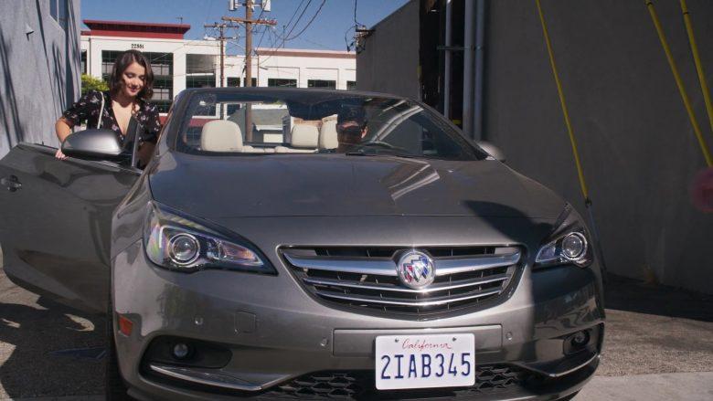 Buick Cascada Convertible Car in Party of Five Season 1 Episode 3 Long Distance (1)