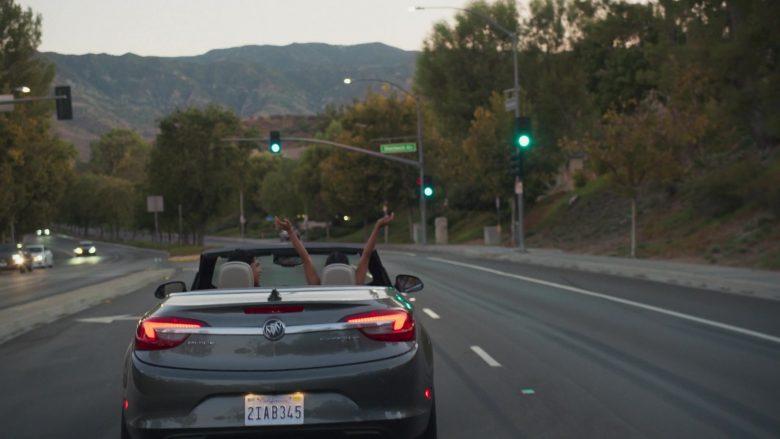 Buick Cascada Convertible Car in Party of Five Season 1 Episode 3 Long Distance (2)