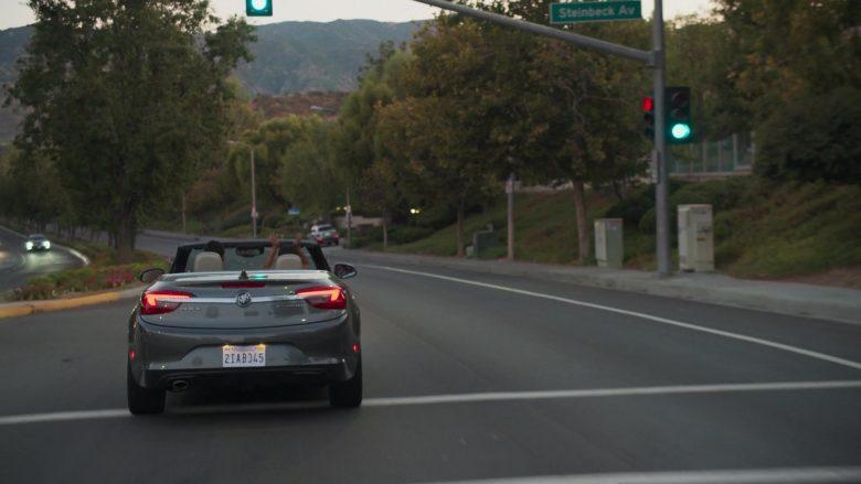 Buick Cascada Convertible Car in Party of Five Season 1 Episode 3 Long Distance (3)