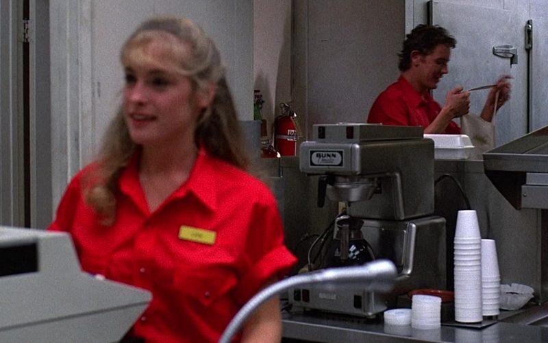 Bunn Coffee Machine in Fast Times at Ridgemont High (1982)