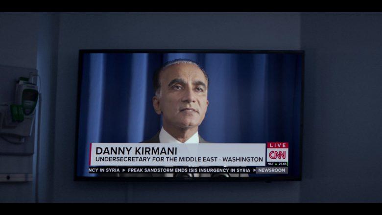 CNN TV Channel in Messiah Season 1 Episode 1 He That Hath an Ear (4)