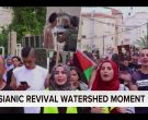 CNN TV Channel in Messiah Season 1 Episode 7 It Came to Pass as It Was Spoken (1)