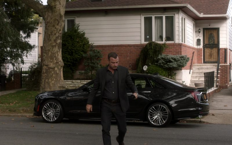 Cadillac Car Used by Liev Schreiber in Ray Donovan Season 7 Episode 8 Passport and a Gun (7)