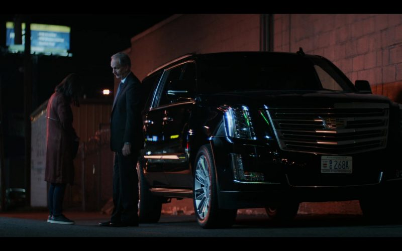 Cadillac Escalade SUV in Messiah Season 1 Episode 8 Force Majeure (2020)