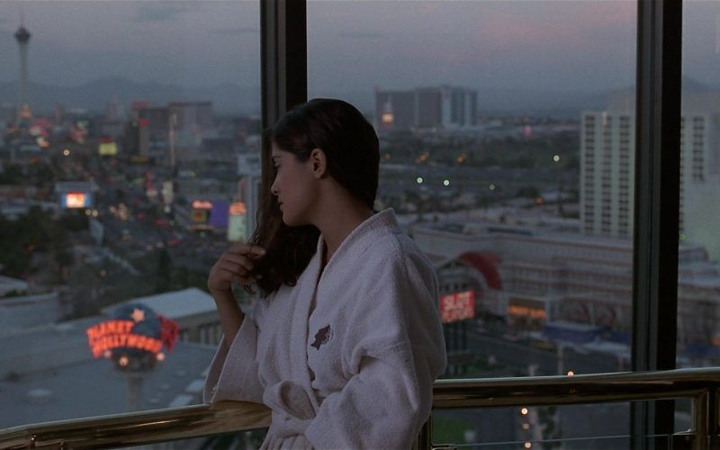Caesars Palace Bathrobe Worn by Salma Hayek as Isabel Fuentes-Whitman in Fools Rush In (1)
