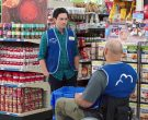 Campbell's and Triscuit in Superstore Season 5 Episode 13 F...