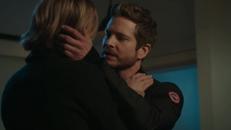 Canada Goose Bomber Jacket Worn by Matt Czuchry as Conrad Hawkins in The Resident Season 3 Episode 13 (1)