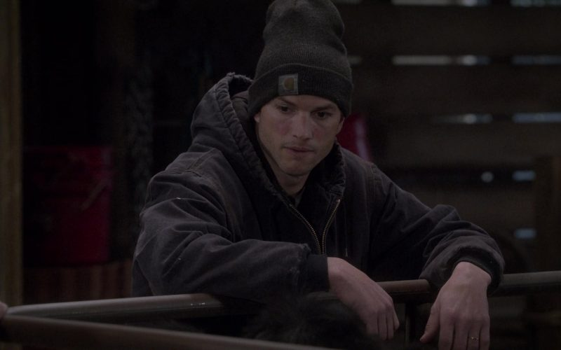 Carhartt Beanie Hat Worn by Ashton Kutcher as Colt Reagan Bennett in The Ranch Season 4 Episode 14 (3)
