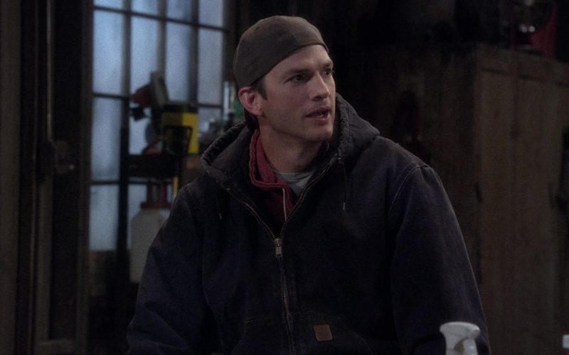 Carhartt Jacket Worn by Ashton Kutcher as Colt Reagan Bennett in The Ranch Season 4 Episode 18 (3)