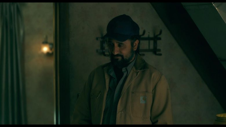 Carhartt Jacket Worn by Cliff Curtis as Billy Freeman in Doctor Sleep (2019) - Movie Product Placement