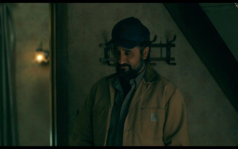 Carhartt Jacket Worn by Cliff Curtis as Billy Freeman in Doctor Sleep (2)