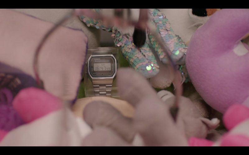 Casio Watch in Shrill Season 2 Episode 3 (2)