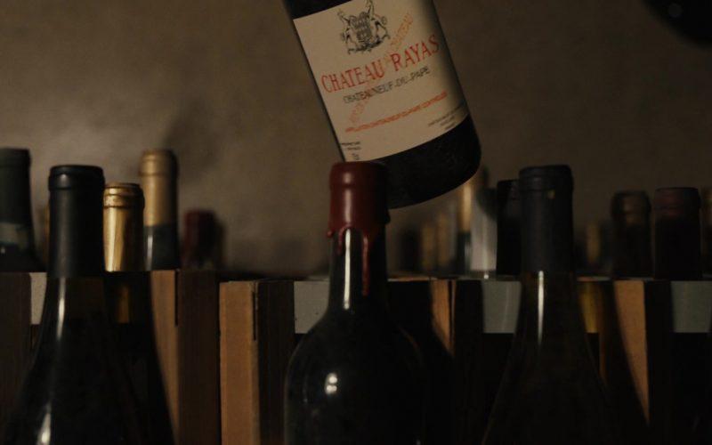 Château Rayas Wine in Servant Season 1 Episode 8 Jericho (1)