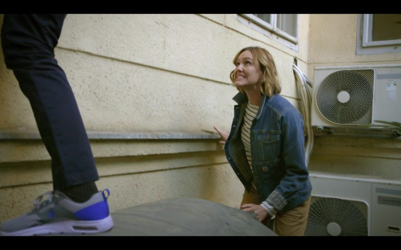 Champion Shoes Worn by Rob Huebel as Dr. Owen Maestro in Medical Police Season 1 Episode 3 Dumb Doggy (1)