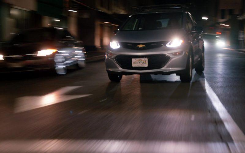 Chevrolet Bolt EV Car in Magnum P.I. Season 2 Episode 12 Desperate Measures (1)