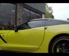 Chevrolet Corvette Yellow Sports Car in Spenser Confidential (3)