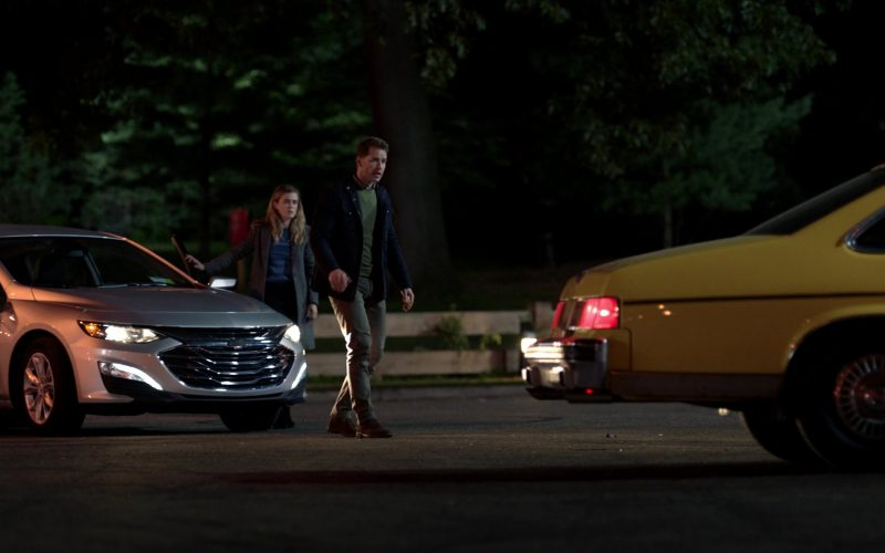 Chevrolet Malibu Car in Manifest Season 2 Episode 1 Fasten Your Seatbelts (2020)