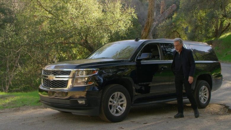 Chevrolet Suburban Car Driven by David Rossi as Joe Mantegna in Criminal Minds Season 15 Episode 1 Under the Skin (1)