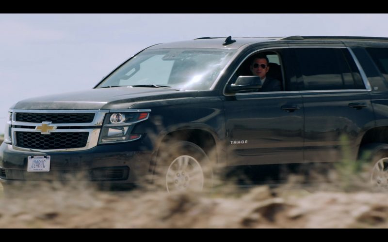 Chevrolet Tahoe Car in Messiah Season 1 Episode 3 The Finger of God (1)