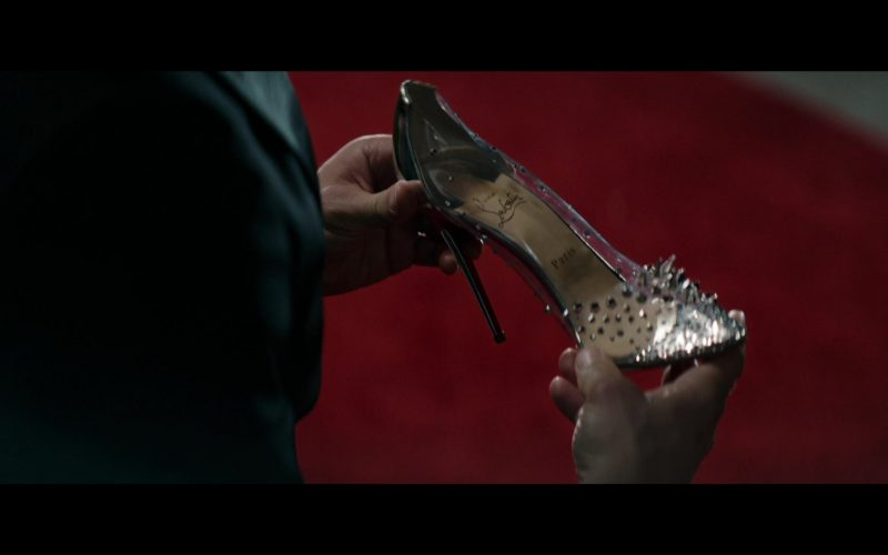 Christian Louboutin High Heel Shoe in Tell Me a Story Season 2 Episode 5 New Pages