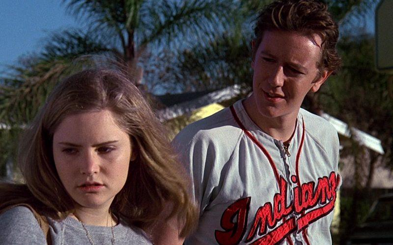Cleveland Indians Baseball Team Shirt Worn by Judge Reinhold as Brad Hamilton in Fast Times at Ridgemont High (2)