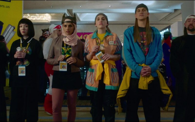 Clipper Lighters and AfterShock Comics in Jay and Silent Bob Reboot (1)