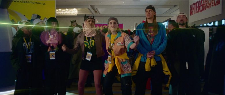 Clipper Lighters and AfterShock Comics in Jay and Silent Bob Reboot (2)