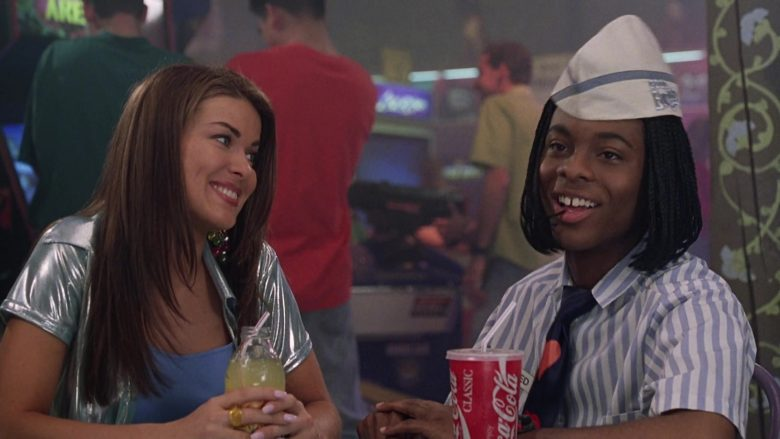 Coca-Cola Soda Enjoyed by Kel Mitchell as Ed in Good Burger (1)