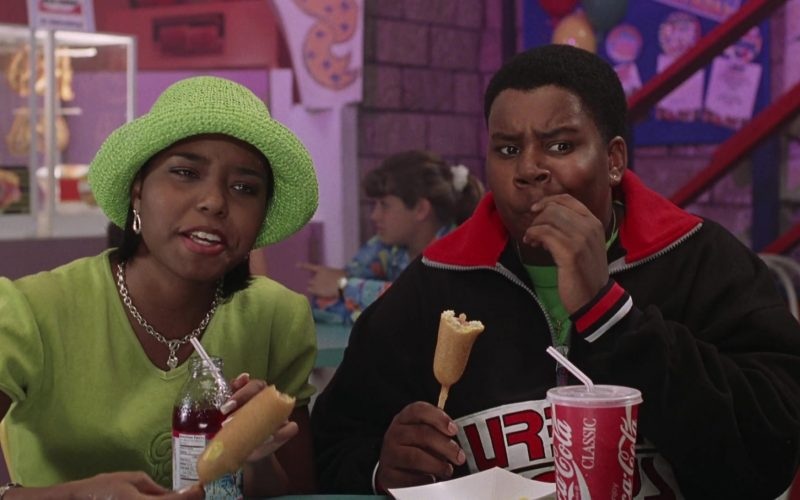 Coca-Cola Soda Enjoyed by Kenan Thompson as Dexter Reed in Good Burger (1)