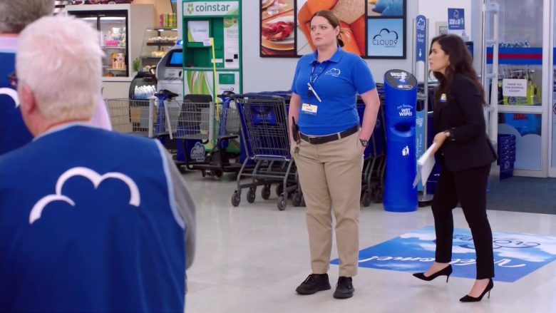 """Coinstar in Superstore Season 5 Episode 11 """"Lady Boss"""" (2020) TV Show"""