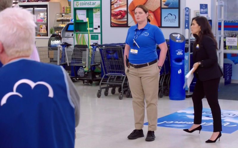 Coinstar in Superstore Season 5 Episode 11 Lady Boss (2020)