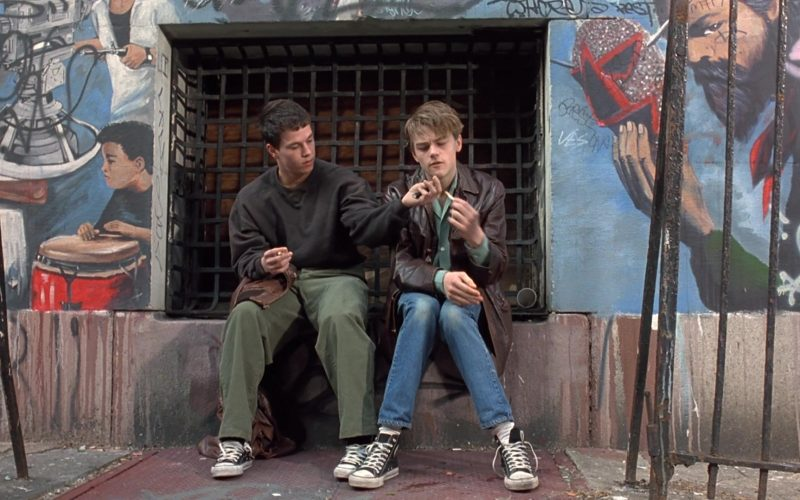 Converse Sneakers Worn by Mark Wahlberg as Mickey in The Basketball Diaries (1995)