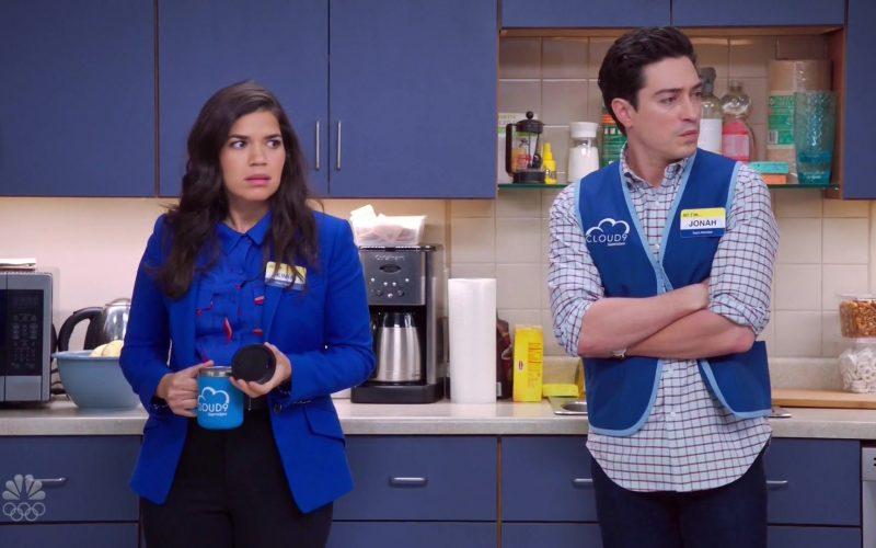 Cuisinart Coffee Maker in Superstore Season 5 Episode 12 Myrtle (2020)