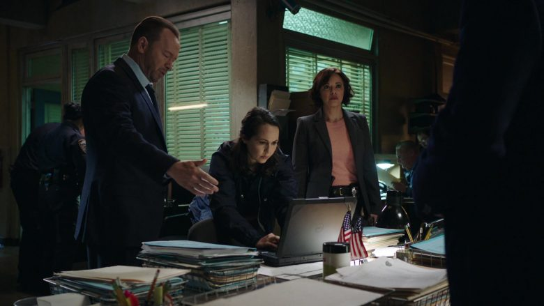 Dell Laptop in Blue Bloods Season 10 Episode 12 Where the Truth Lies