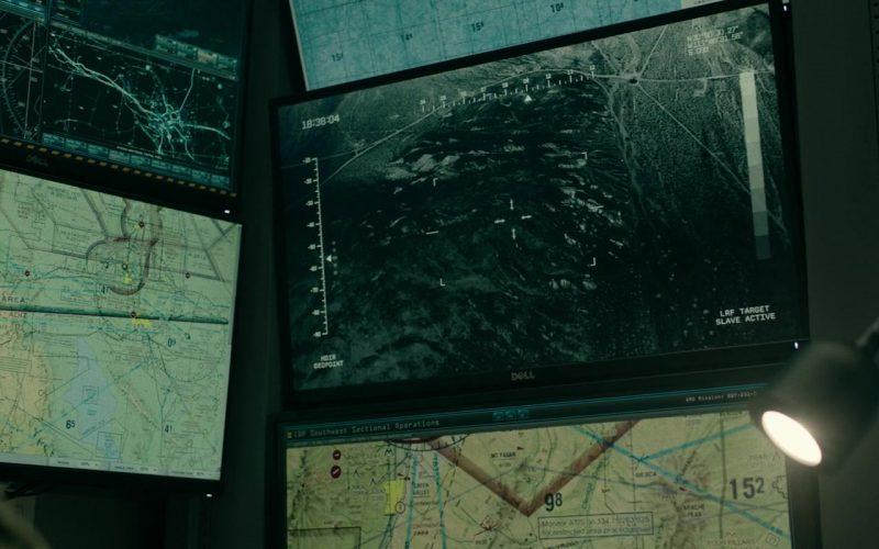 Dell Monitor in Terminator Dark Fate (2019)