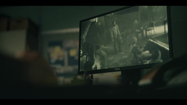 Dell Monitor in The Outsider Season 1 Episode 1 Fish In A Barrel (1)