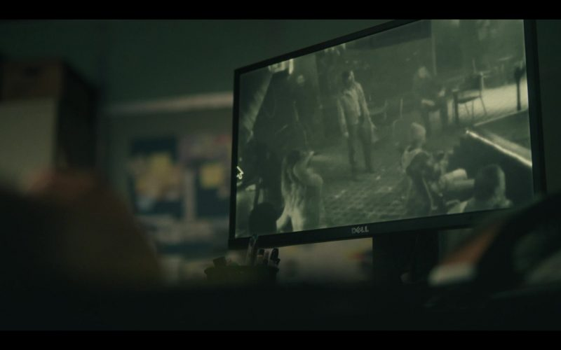 Dell Monitor in The Outsider Season 1 Episode 1 Fish In A Barrel (1)