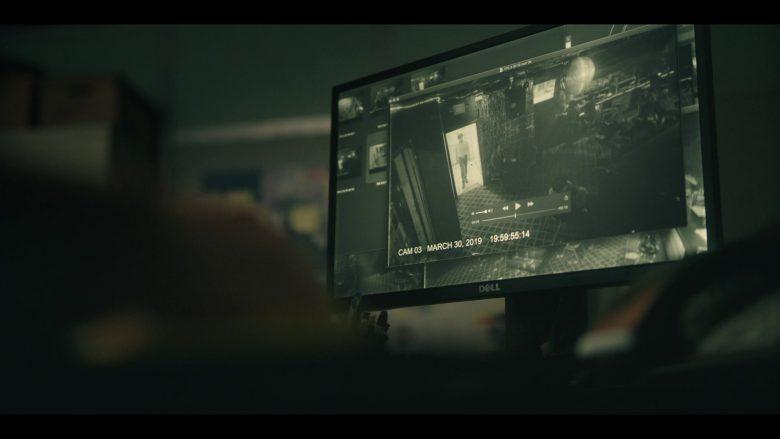 Dell Monitor in The Outsider Season 1 Episode 1 Fish In A Barrel (2)
