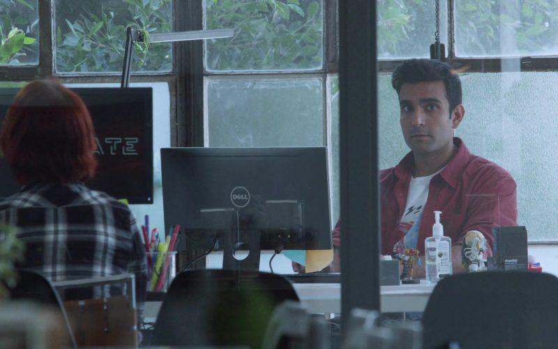 Dell Monitors in Good Trouble Season 2 Episode 13 Daylight (1)