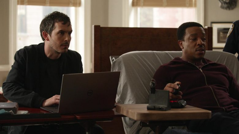 Dell Notebook Used by Tate Ellington as Felix in Lincoln Rhyme Hunt for the Bone Collector Season 1 Episode 1 Pilot (1)