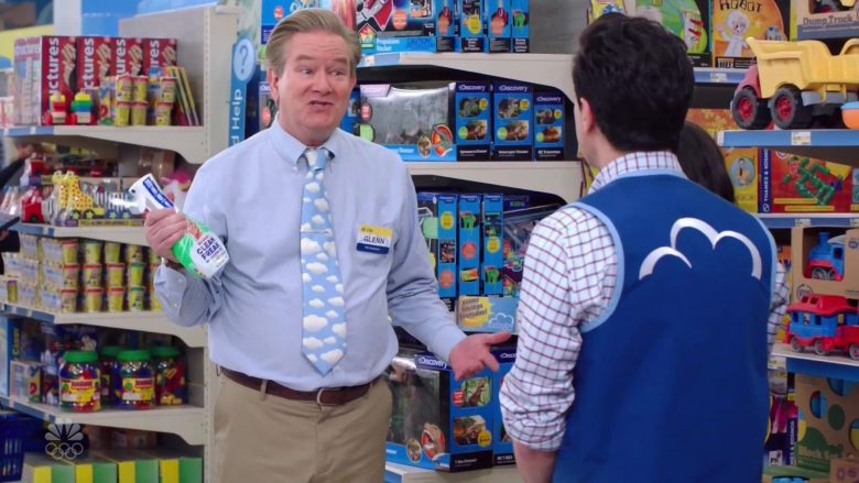 """Discovery Channel Toys in Superstore Season 5 Episode 12 """"Myrtle"""" (2020) TV Show"""